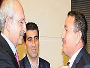 AKP'li vekil CHP'ye üye oldu