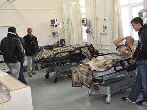 YHT inşaatında göçük: 1 ölü, 3 yaralı