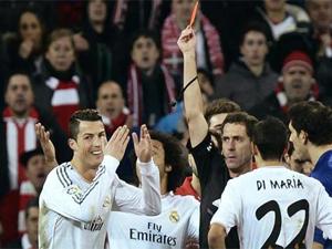 Ronaldo'ya ağır ceza!