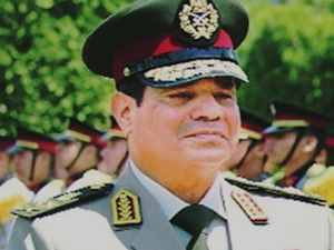 Mısır halkı Sisi'yi seçti