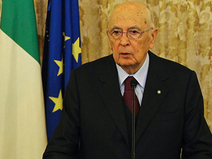 Napolitano'dan Türkiye'nin AB üyeliğine destek