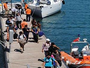 İspanya-Fas sınırında göçmen dramı