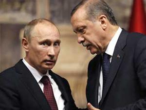 Başbakan Erdoğan, Putin ile görüştü