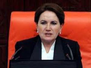 Meral Akşener AK Partili Fahrettin Poyraz'a sert çıktı