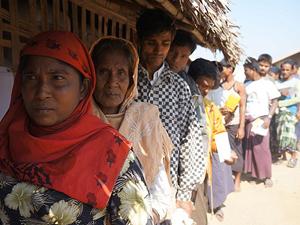 Türkiye'nin yardım eli Myanmar'a uzandı