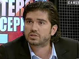 Rasim Ozan, Dinamit programına verilen cezayı protesto etti