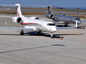 Soçi'de yer kalmadı, uçaklar Trabzon'a park etti
