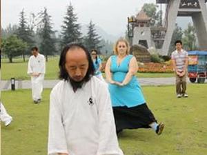 Obez şarkıcının Kung Fu diyeti