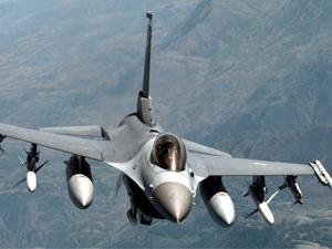 İngiltere'yi hayran bırakan Türk F-16'sı