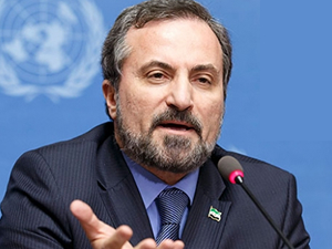 Esed rejimi yetkililerinin Suriye halkının zamanını harcadığını belirtti
