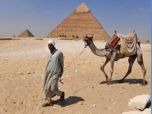 Mısır turizmi de darbe mağduru