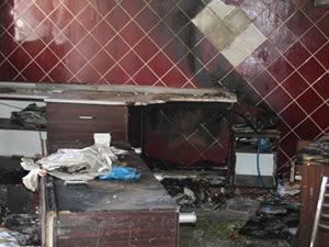 Tekirdağ'da patlama: Bir kişi hayatını kaybetti