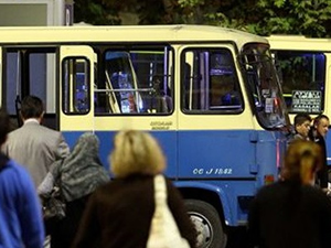 Taksici ve minibüsçülere standart