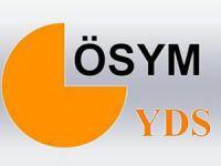 YDS başvuruları için yarın son gün