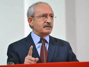 Kemal Kılıçdaroğlu: Haramilerden hesap soracağız