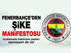 Fenerbahçe Kulübü'nden 'yeniden yargılanma' açıklaması!