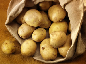 Patates, Nüfus Artışına Yenik Düştü