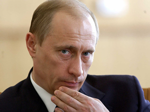 Vladimir Putin'den 'terör' uyarısı
