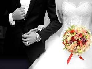 Nikah salonlarında 14 Şubat yoğunluğu