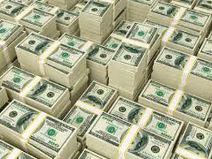 Hazine 1.5 milyar dolar borçlandı