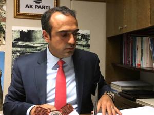 Ak Parti'li İçten'den gündeme ilişkin açıklama