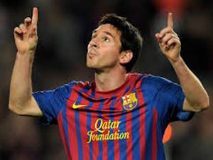 Messi rekoru egale etti