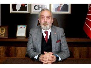 CHP Adıyaman İl Başkanı Binzet'in 12 Eylül mesajı