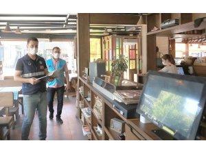 Pamukkale'de denetimler sürüyor