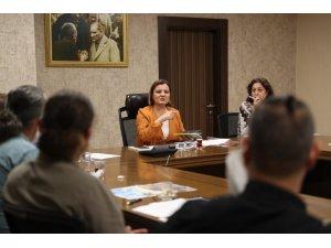 Başkan Hürriyet, Avrasya ve Hoşgörü Yolu projesini hızlandırıyor