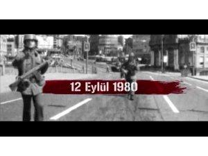 12 Eylül Darbesinin 40. yıl dönümünde anlamlı tanıtım videosu