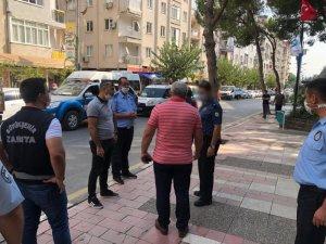 Manisa'da zabıtaya bıçaklı saldırı