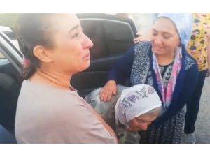 Elazığ'da kayıp Naile nine bulundu, yakınları mutluluk gözyaşı döktü
