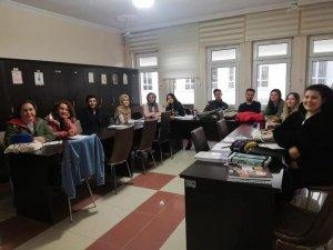Bozüyük HEM kursiyer öğrencilerinin büyük başarısı