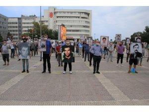 Samsun'dan 12 Eylül darbesi protesto edildi