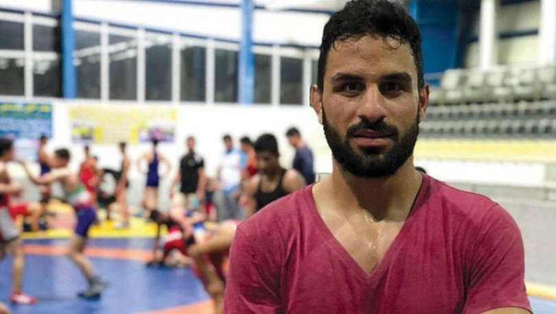 İran'da şampiyon güreşçi idam edildi!