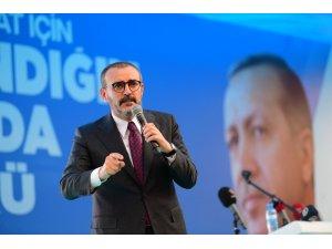 """AK Parti Genel Başkan Yardımcısı Ünal: """"Yedi düvel Erdoğan ile mücadele ediyor"""""""