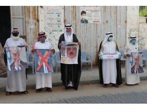 Hamas, Bahreyn ve İsrail anlaşmasını protesto etti