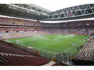 Süper Lig: Galatasaray: 1 - Gaziantep: 0 (Maç devam ediyor)