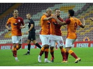 Galatasaray'da sezonun ilk golü Radamel Falcao'dan