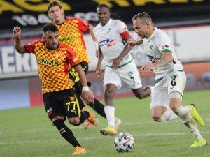 Süper Lig: Göztepe: 5 - Denizlispor: 1 (Maç Sonucu)