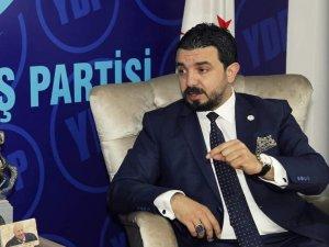 Korona virüse yakalanan KKTC'li Milletvekili, ambulans uçakla Türkiye'ye getirilecek