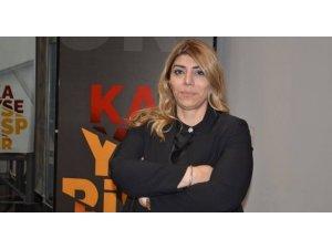 Kayserispor Başkanı Berna Gözbaşı: