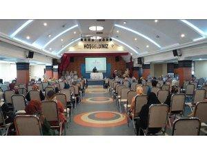 Düzce'de Kur'an kursu öğreticilerine Covid-19 semineri
