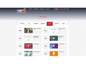 Başkent'in kanalı ABB TV'nin yeni yayın dönemi başlıyor
