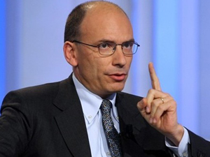 İtalya Başbakanı Letta istifa etti