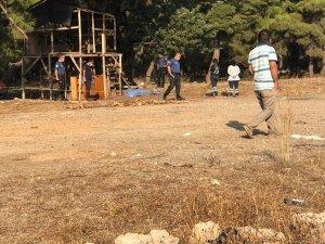 Antalya'da ormanlık alanda ceset bulundu