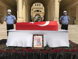 Büyükçekmece eski belediye başkanı Çebi, son yolculuğuna uğurlandı