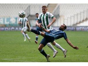 TFF 1. Lig: Bursaspor: 1 - Adana Demirspor: 3