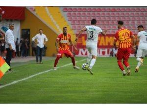 HES Kablo Kayserispor: 1 - Kasımpaşa: 0 (Maç sonucu)