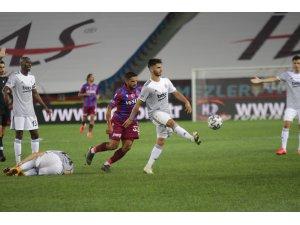 Süper Lig: Trabzonspor: 1 - Beşiktaş: 3 (Maç sonucu)